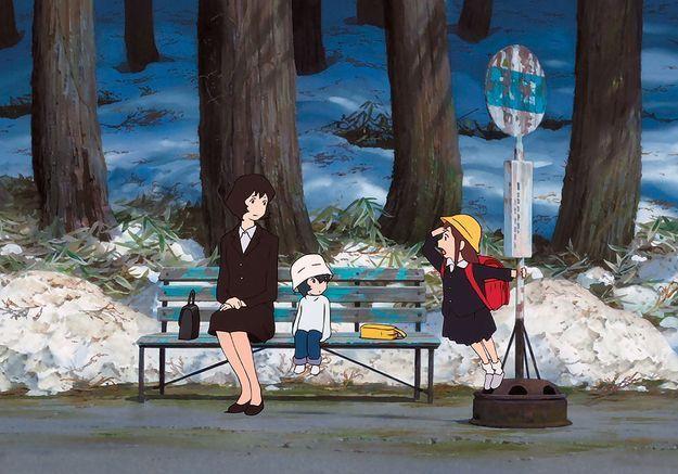 "TV : ce soir on s'émerveille avec ""Les Enfants loups, Ame et Yuki"""