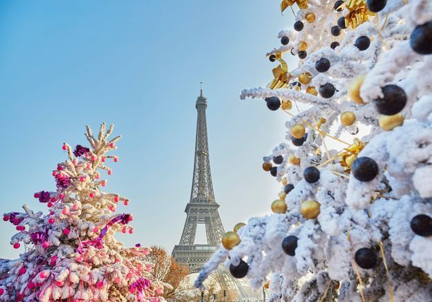 Que faire à Paris le week-end du 29, 30 novembre et 1er décembre ?
