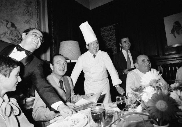 Jacques Chirac : ces restaurants qu'il chérissait tant
