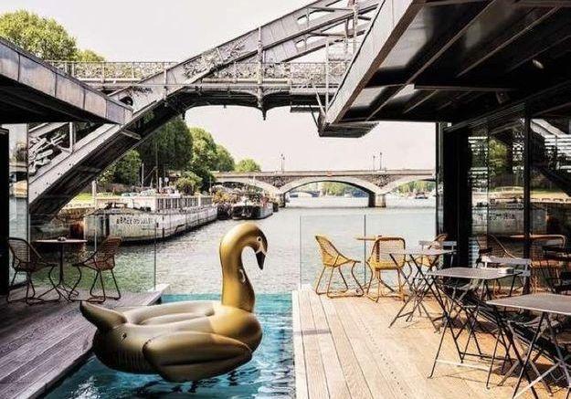 Paris OFF Seine