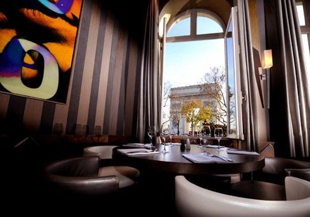 "La table la plus ""clubbing"""