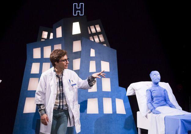 3 bonnes raisons d'aller voir « Les 1001 vies des urgences » au théâtre