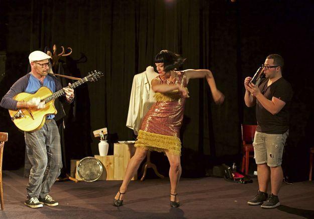 « Kiki de Montparnasse », un spectacle aussi fantaisiste que mélancolique