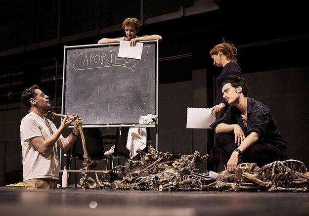 Olivier Py à Avignon : « Hamlet, c'est la Joconde du théâtre »