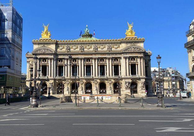 Paul Marque, nouvelle étoile de l'Opéra