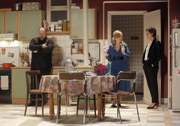 Théâtre : on (re)dit oui à Agnès Jaoui !