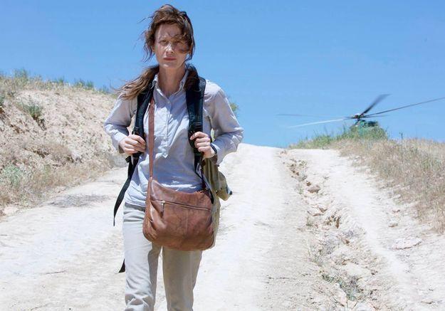 Astrid Whettnall, mère courage dans « La Route d'Istanbul »