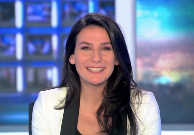 Marie Drucker sur France 2