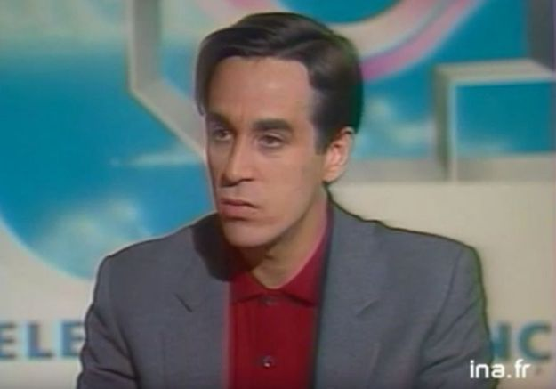 Thierry Ardisson en 1980