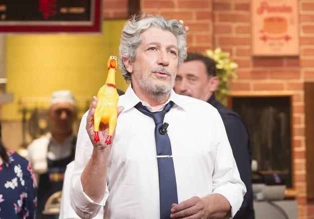 Burger Quiz : on connaît les remplaçants d'Alain Chabat !