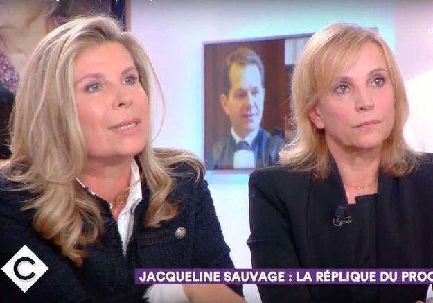 « C à Vous » : les avocates de Jacqueline Sauvage recadrent Patrick Cohen après ses propos sur la légitime défense