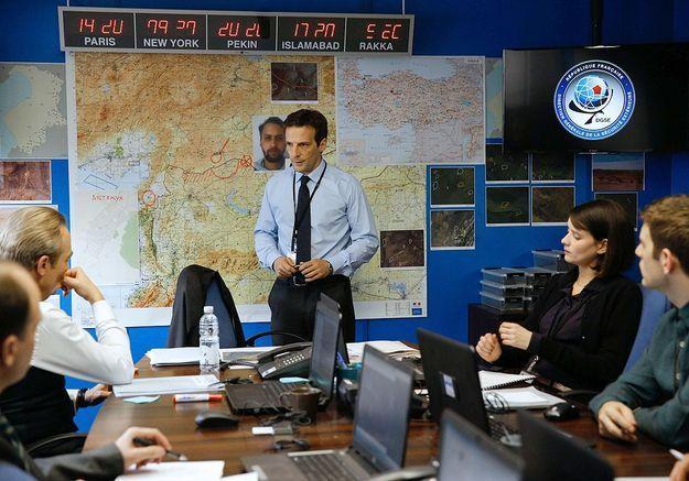 Ce soir, on espionne aux cotés de Mathieu Kassovitz en regardant la saison 2 de « Le Bureau des Légendes »