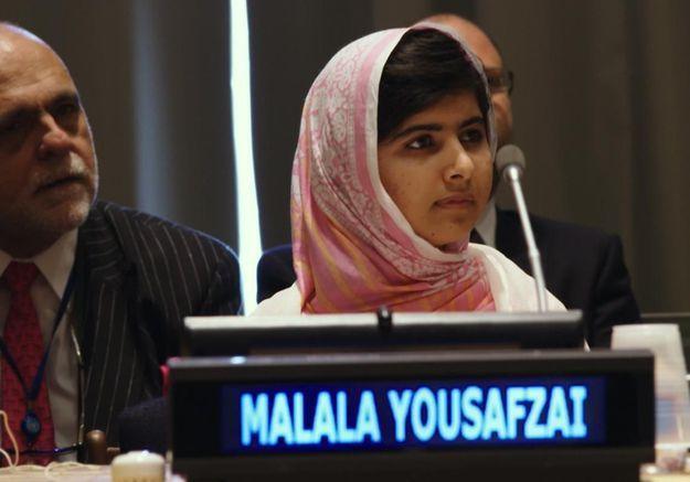 Ce soir, on lutte pour le droit à l'éducation des filles avec Malala !