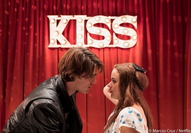 « The Kissing Booth » de Vince Marcello
