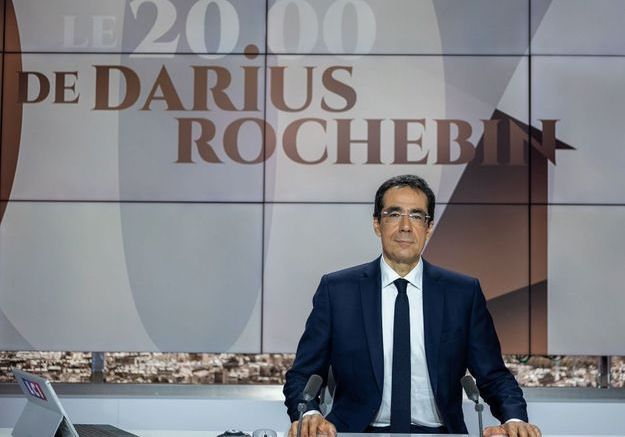 Darius Rochebin : « Roselyne Bachelot est l'invitée la plus dure que j'ai eue sur LCI »