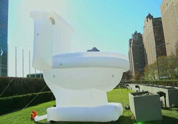 Docu : les enjeux des toilettes pour la planète