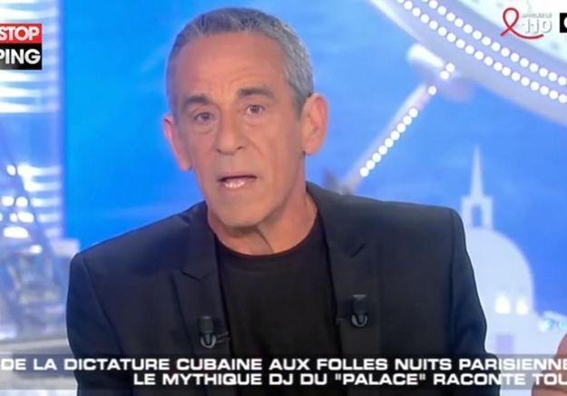 Thierry Ardisson et Stéphane Guillon