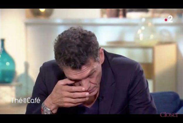 Marc Lavoine : bouleversé par sa fille Yasmine qui l'émeut aux larmes