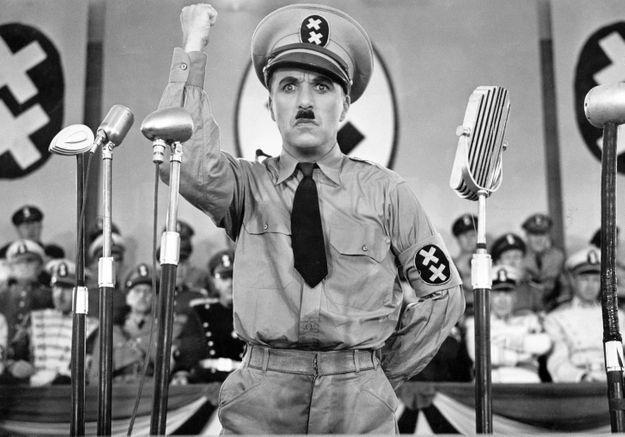 charlie chaplin le dictateur