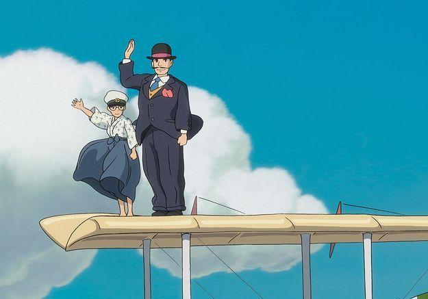 Notre film culte du dimanche soir : « Le vent se lève » de Hayao Miyazaki