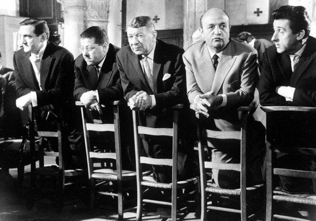 Notre film culte du dimanche soir : « Les Tontons flingueurs » de Georges Lautner