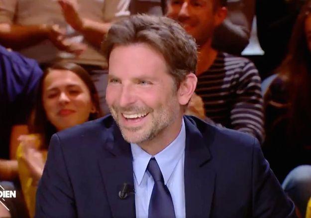 « Quotidien » : Bradley Cooper maîtrise le français à la perfection, les internautes sont sous le charme