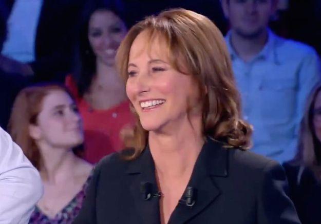 Ségolène Royal dans ONPC : « J'existe sans mon ex ! »