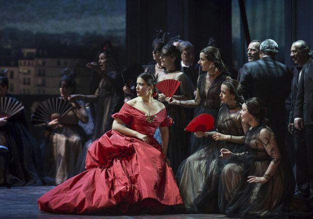 Sofia Coppola aux commandes de la Traviata sur Arte