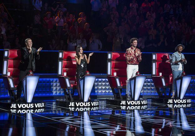 « The Voice » : découvrez les quatre nouveaux coachs de la saison 9