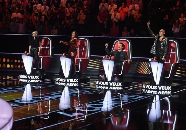 The Voice : les nouveaux coachs dans une bande-annonce incroyable !