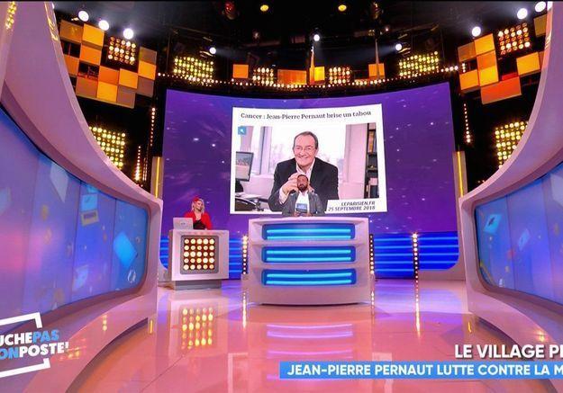 « TPMP » : Cyril Hanouna donne des nouvelles de Jean-Pierre Pernaut, atteint d'un cancer de la prostate