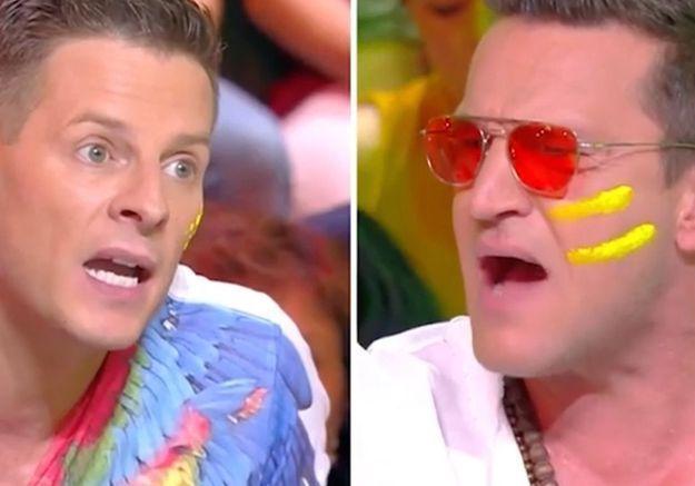 « TPMP » : gros clash entre Matthieu Delormeau et Benjamin Castaldi