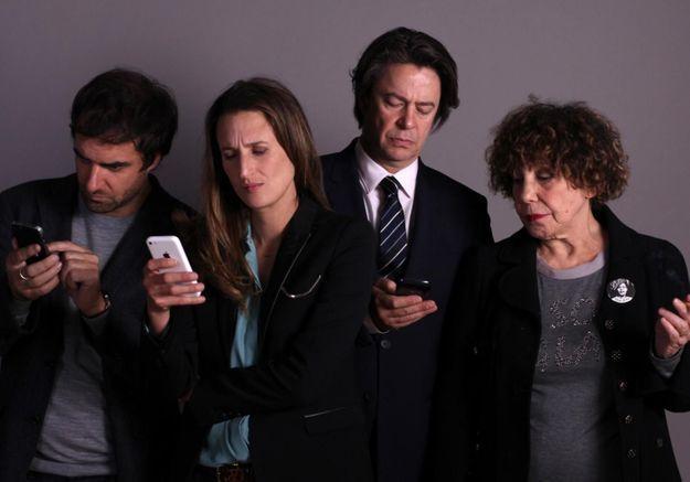 TV : ce soir, on découvre la nouvelle série sur le cinéma, « Dix pour cent »