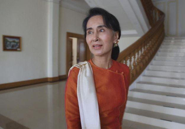 TV : ce soir, on revit la lutte de Aung San Suu Kyi dans « La Liberté en héritage »