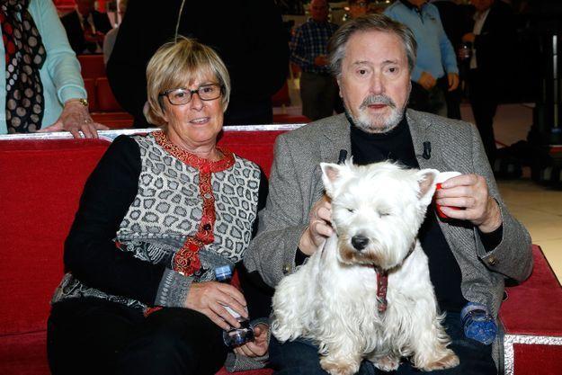 Victor Lanoux décédé : sa femme Veronique, rencontrée sur le tournage de « Louis La Brocante », était son pilier