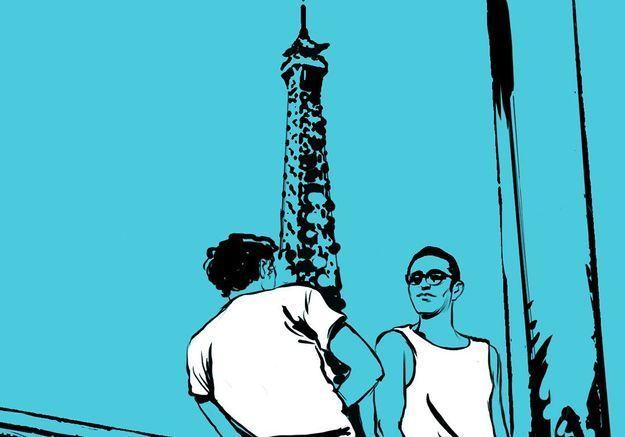 C'est mon histoire d'été : divadorable sous pluie parisienne
