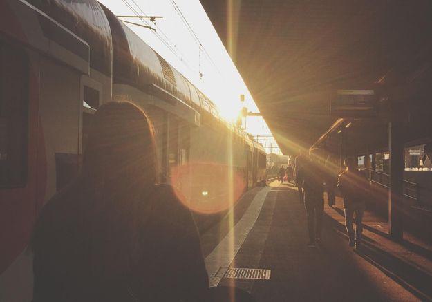 C'est mon histoire : « J'ai suivi l'inconnu du train »