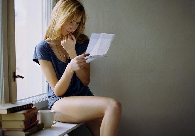 « Cette lettre m'a rendue folle »