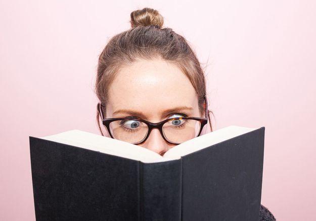 « Un romancier m'a utilisée dans son livre »