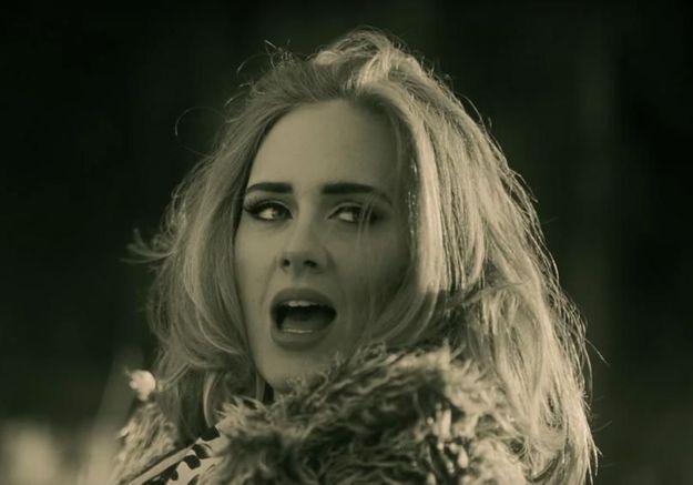 64% des femmes ont rappelé leur ex après avoir écouté « Hello » de Adele