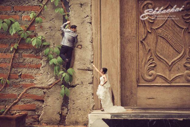 #PrêtàLiker : cet artiste miniaturise les couples mariés !