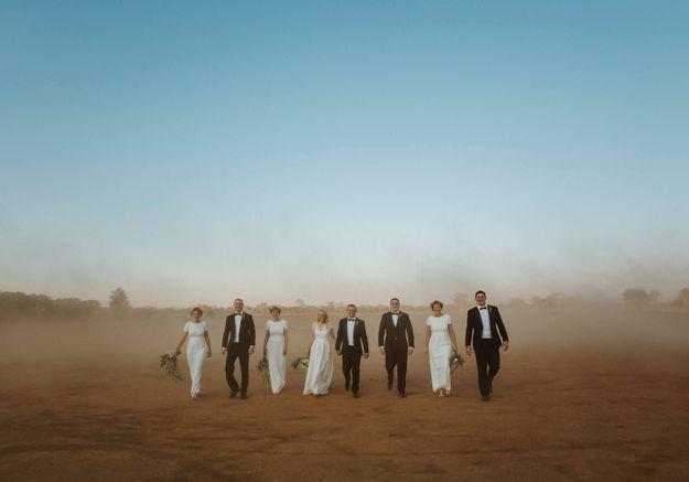 #PrêtàLiker : en partageant cette photo de mariage, vous faites un don !