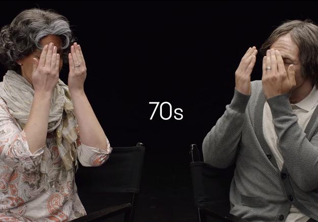 #PrêtàLiker : jeunes mariés, ils se découvrent plus âgés !