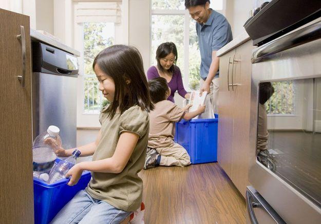 Confiner, nettoyer, balayer : l'heure du grand ménage et du rangement