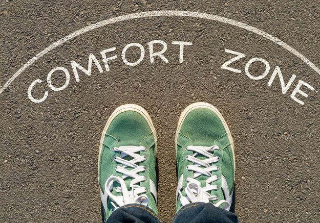 Des idées faciles (et drôles) pour quitter sa zone de confort