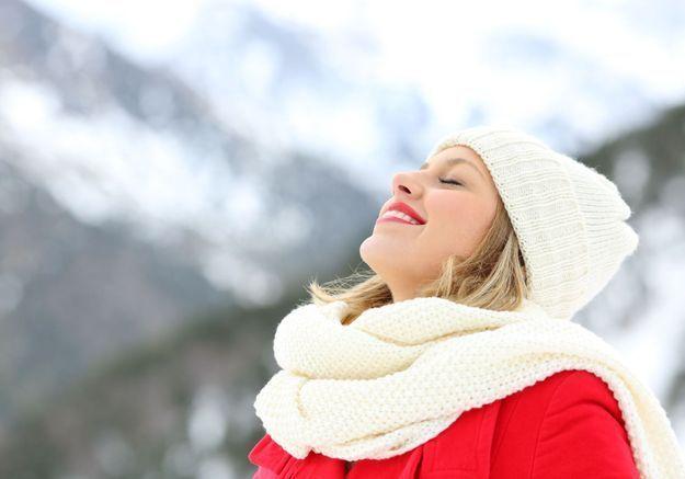 Pourquoi cet hiver va forcément vous rendre heureuse