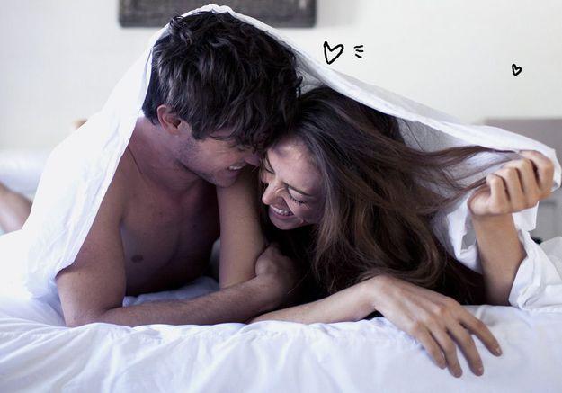 6 raisons de faire l'amour cette nuit !