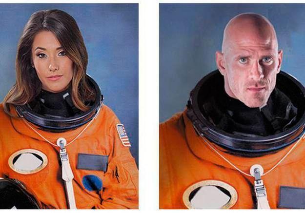 Le premier film érotique dans l'espace ?