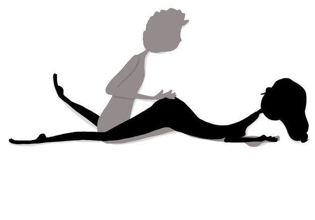 La position du L