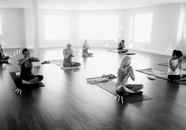 On a testé : le cours de « Yoga&Sex » qui booste la libido